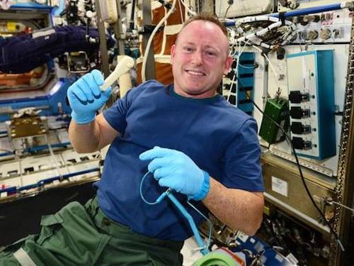 Chave Inglesa é fabricada na ISS através de uma impressora 3D