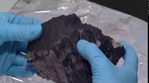 Material orgânico é encontrado em meteorito de Marte