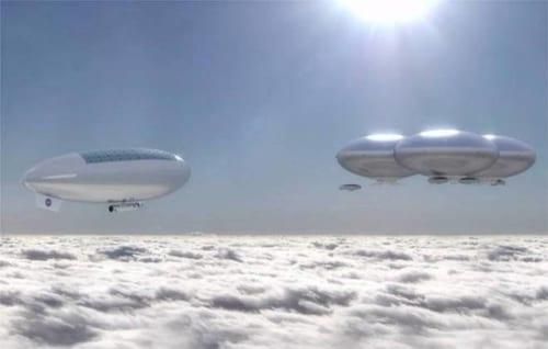 NASA pretende fixar em Vênus uma espécie de nave-cidade flutuante
