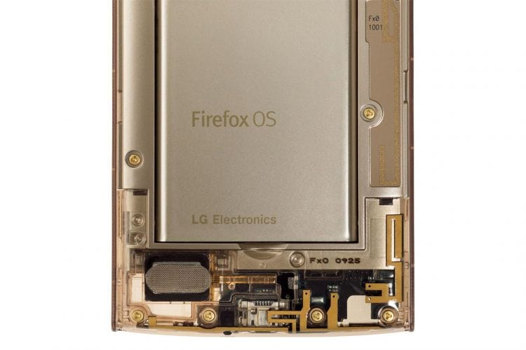 Mozilla apresenta o Fx0