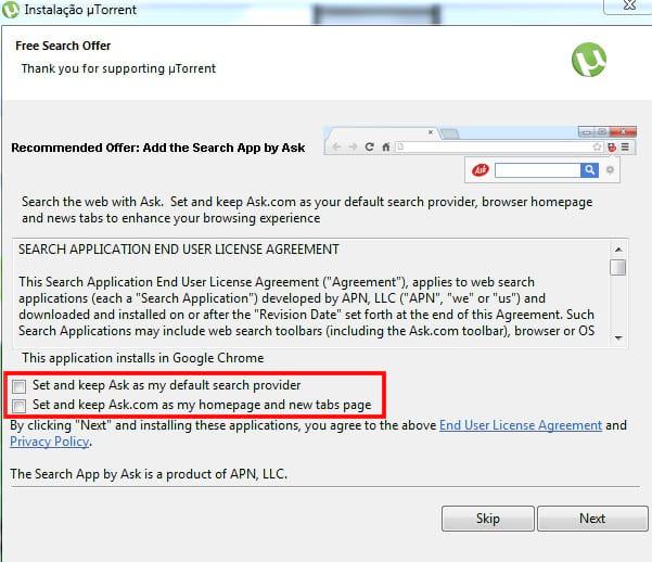 Dicas para proteger seu PC de softwares indesejados