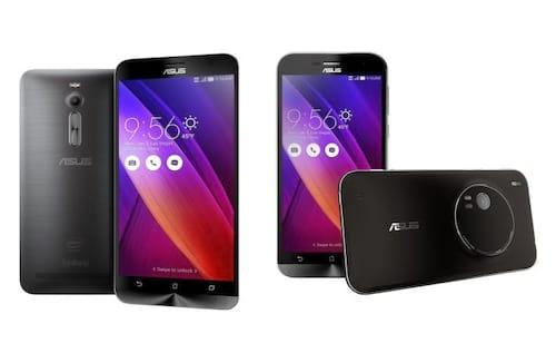 Asus apresenta dois novos smartphones na CES 2015