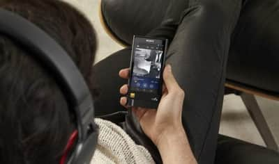 Sony lan�a nova vers�o do Walkman