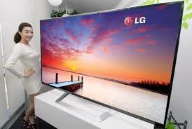 LG apresenta TVs OLED 4K e G Flex 2 durante CES 2015
