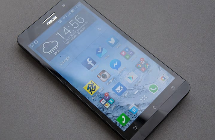 Review Zenfone 6