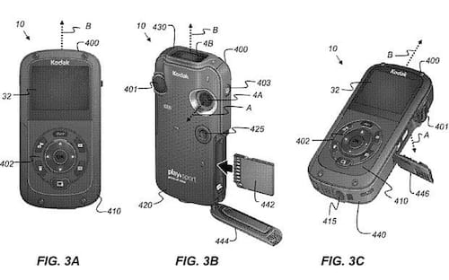 Apple registra patente para produção de concorrente da GoPro