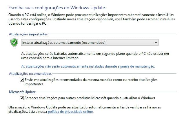 Os riscos de não atualizar softwares