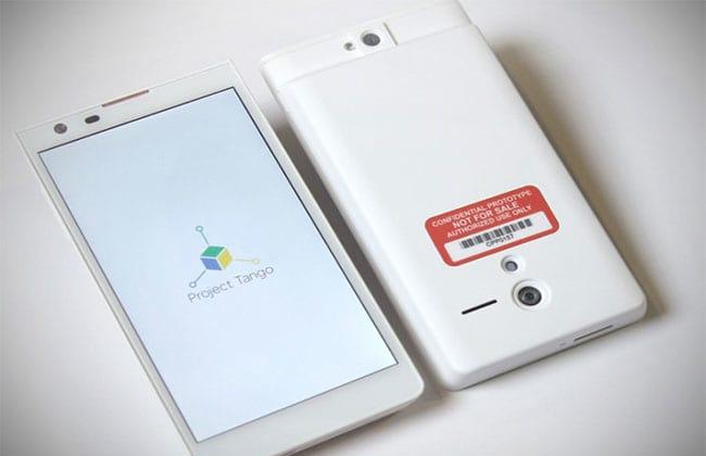 Tango: um dos projetos mais ambiciosos do Google