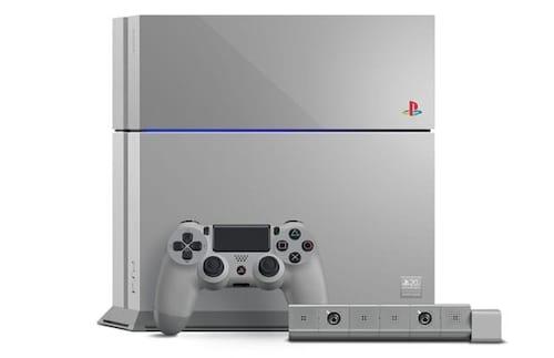 PlayStation 4 edição especial de 20 anos é vendido por US$ 129 mil
