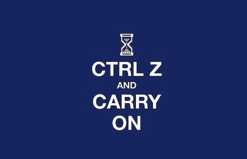 Ctrl + Z infinito no Office. Volte quantas ações quiser!!