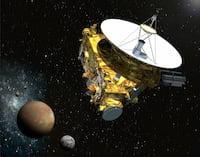 Sonda espacial da NASA começa a registrar imagens de Plutão