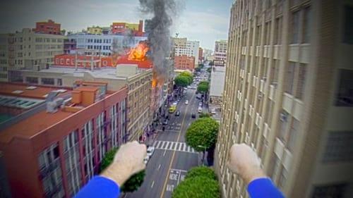 E se o Super Homem tivesse uma GoPro?