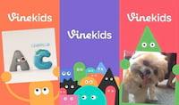 Vine Kids, versão do app só com conteúdo infantil
