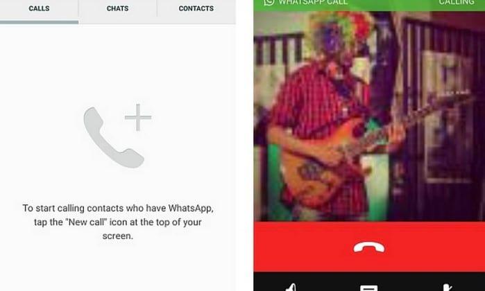 WhatsApp contará com chamadas de voz