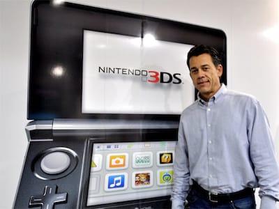 Nintendo 3DS chega a 50 milh�es de unidades vendidas em todo o mundo
