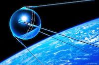 Como foi inventado o satélite?