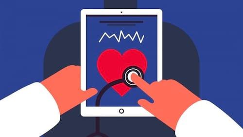 Em hospitais, pacientes são monitorados através de aplicativo da Apple