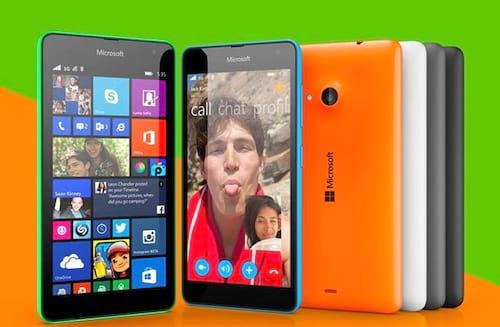 Microsoft lança no mercado brasileiro o novo Lumia 535