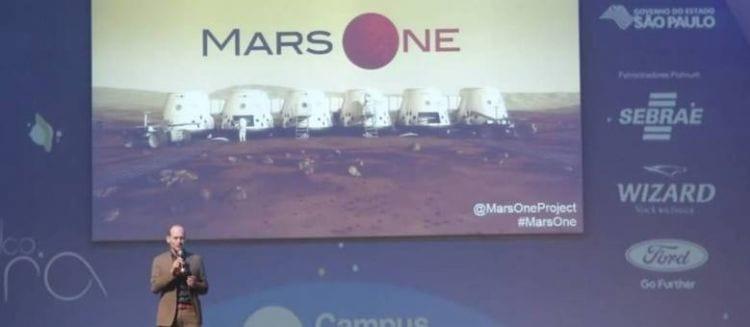 Criador do projeto 'Mars One' participa da 8ª edição da Campus Party Brasil
