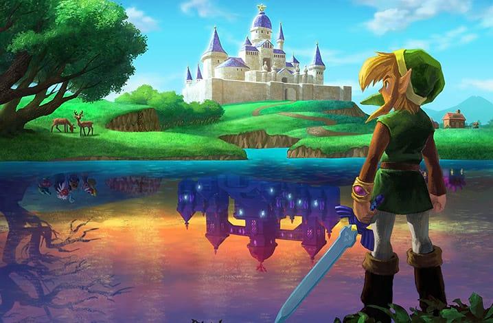 Netflix deve lançar série live-action de The Legend of Zelda