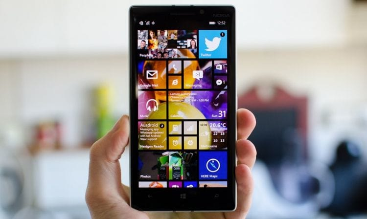 Windows 10 para smartphones terá especificações mais modestas