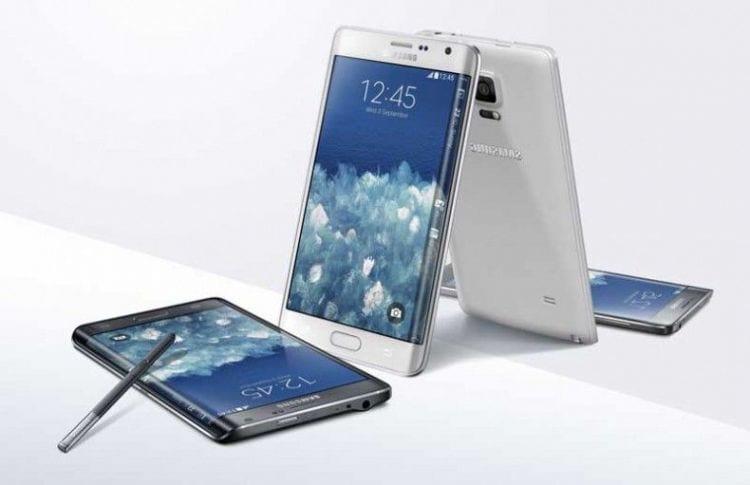Galaxy Note Edge chegará ao Brasil em março