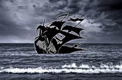 Novos dom�nios do Pirate Bay poder�o estar com seus dias contados
