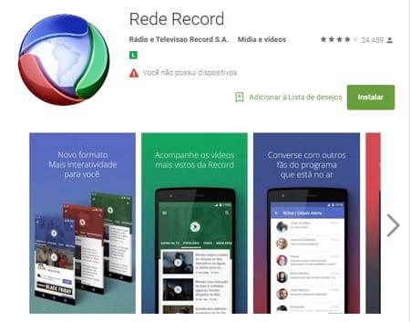 Os melhores aplicativos para ver TV no celular Android