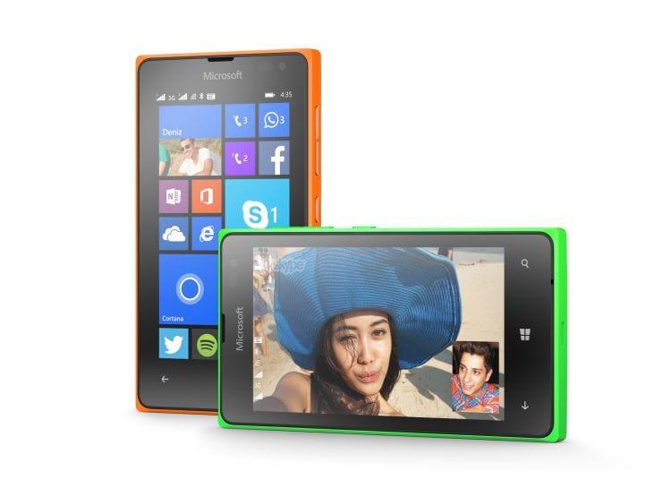 Microsoft anuncia chegada do Lumia 435 Dual SIM com Windows Phone 8.1