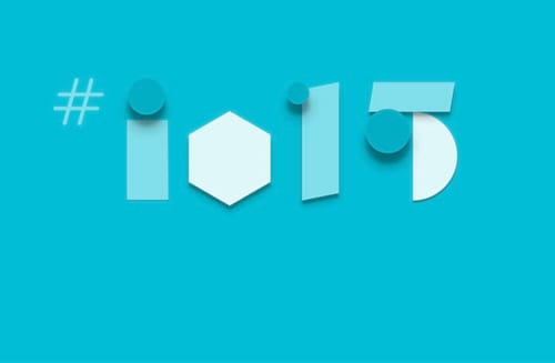 Google divulga data do Google I/O 2015