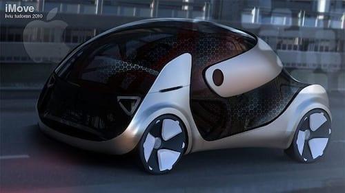 Wall Street Journal diz que a Apple está desenvolvendo o seu primeiro veículo elétrico