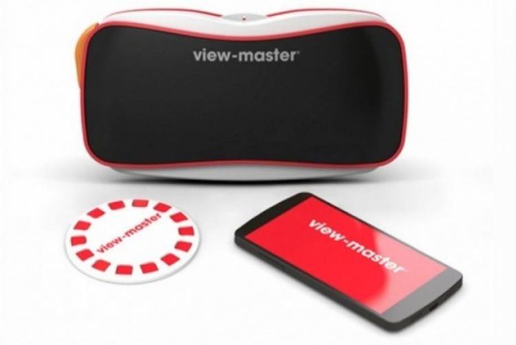 Google e Mattel reeditam o View-Master; óculos de realidade virtual