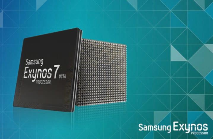 Samsung revela processador 20% mais veloz que atual