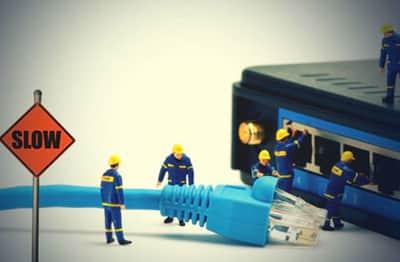 Internet lenta? Talvez a culpa n�o seja da operadora de banda larga