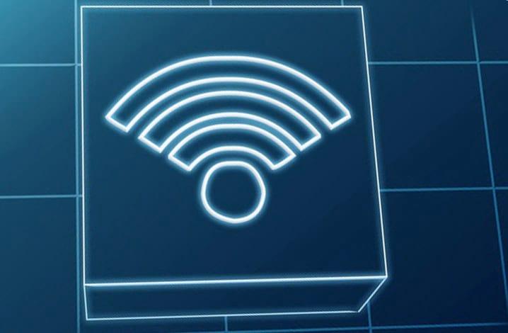 Menina de sete anos precisa de apenas 10 minutos para acessar uma rede Wi-Fi