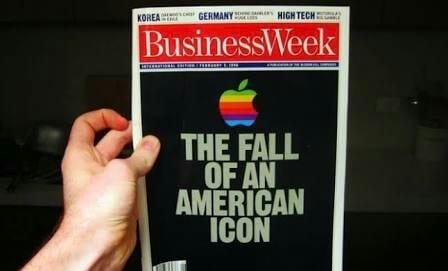Revista americana lamenta a derrocada de uma as maiores marcas do país
