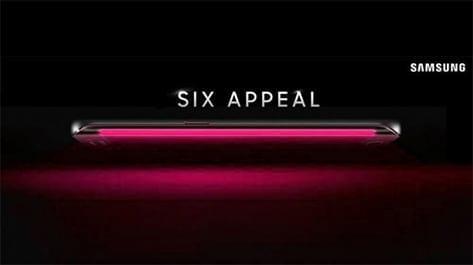 Galaxy S6 revela suas curvas e seu Six Appeal