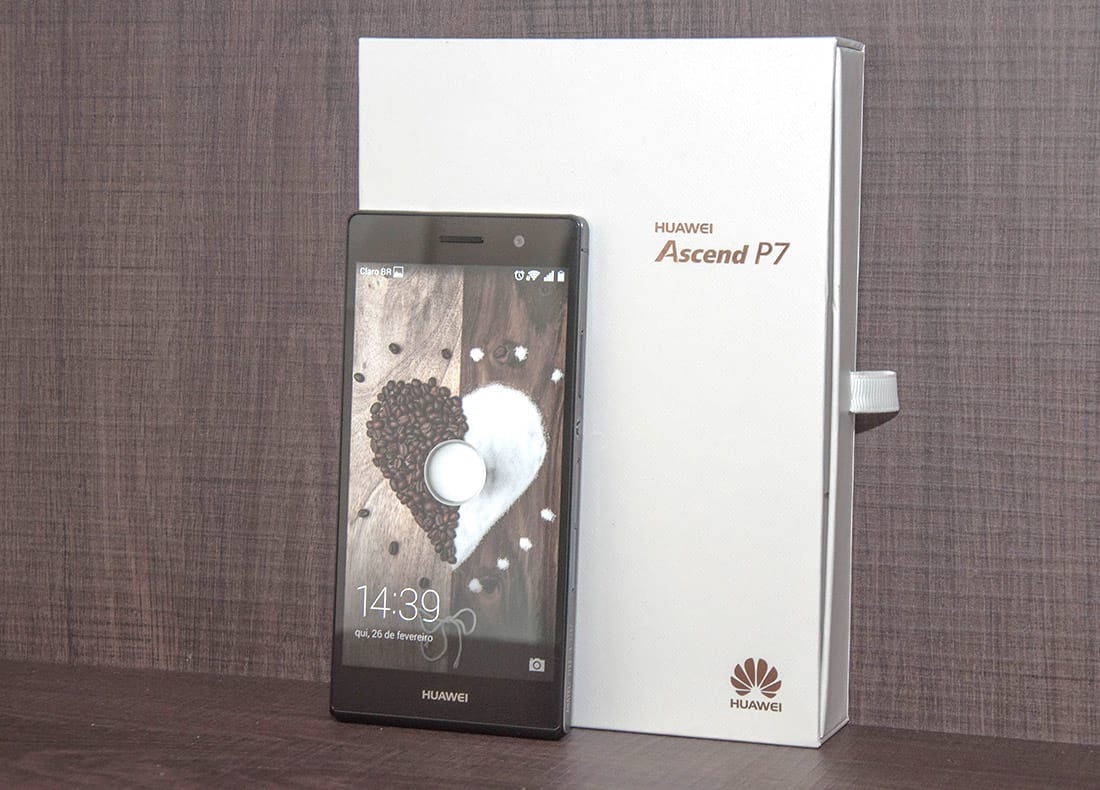 Review Huawei Ascend P7