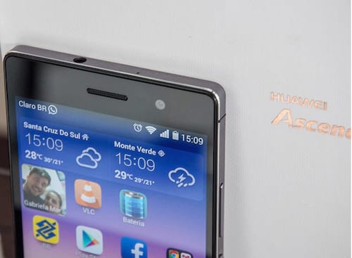 [Vídeo] Review Huawei Ascend P7