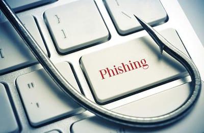 Como evitar ser uma v�tima de Phishing Scam
