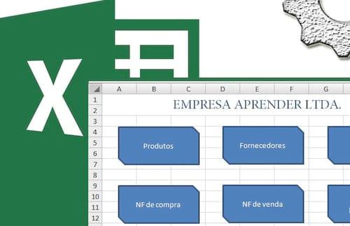 Como criar botões em suas planilhas do Excel
