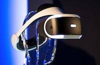 Morpheus, o equipamento VR da Sony, chega em 2016