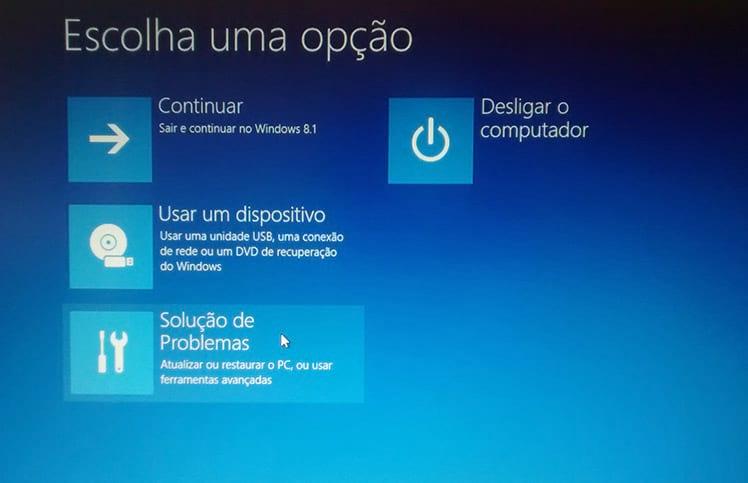 Como inicializar o Windows 10 em modo de segurança?