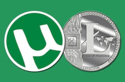 uTorrent instala minerador de Litecoin secreto
