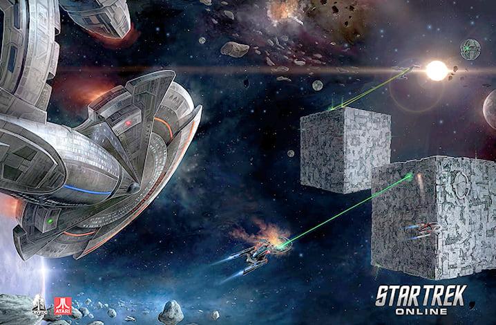 Leonard Nimoy é homenageado no game Star Treck Online