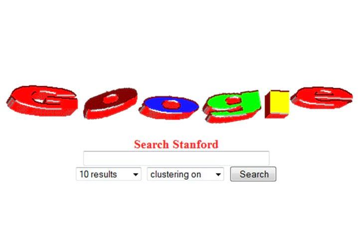 A história do Google