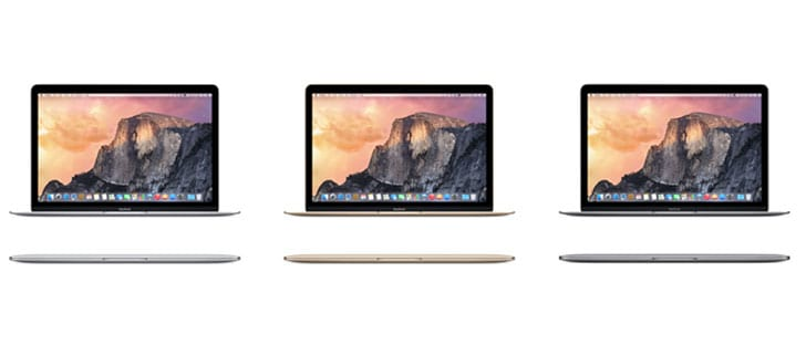 Apple apresenta novo MacBook e Apple Watch