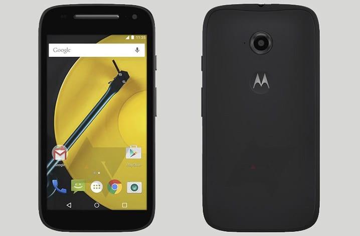 Moto E agora tem conectividade 4G