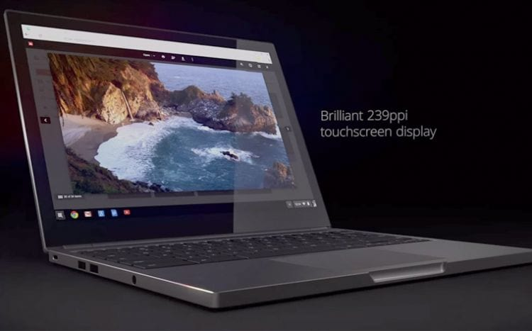 Pixel, o novo Chromebook do Google