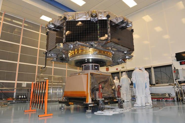 NASA lança ao espaço missão que irá estudar o campo magnético terrestre